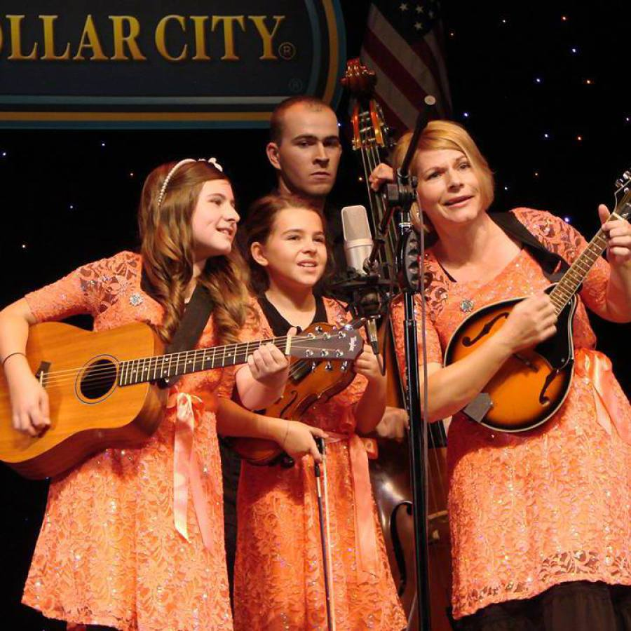 KSMU Youth in Bluegrass Competition